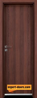 Алуминиева врата Шведски дъб