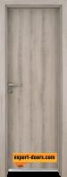 Алуминиева врата за баня цвят Ясен Вералинга