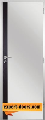 Врата за баня - Гама, цвят Венге