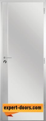 Алуминиева врата за баня Метал