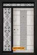 Еднокрила входна врата Т-902 Африка