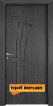 Интериорна врата Gama 205p Сив кестен