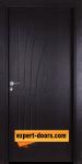 Интериорна врата Gama 205p цвят Венге