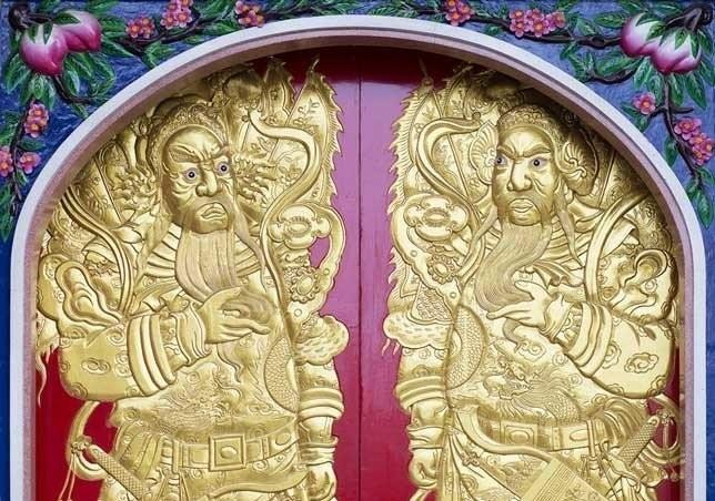 Богове - врати